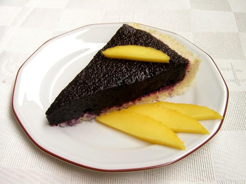 Orgasmic Blueberry Pie