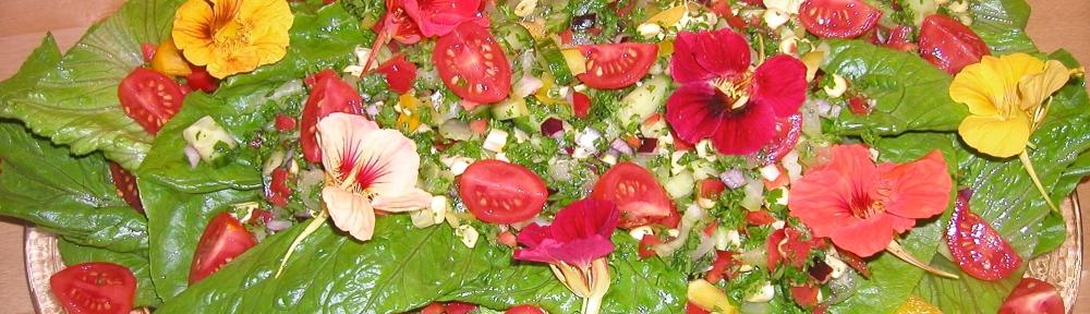 Colourful Gazpacho Salad