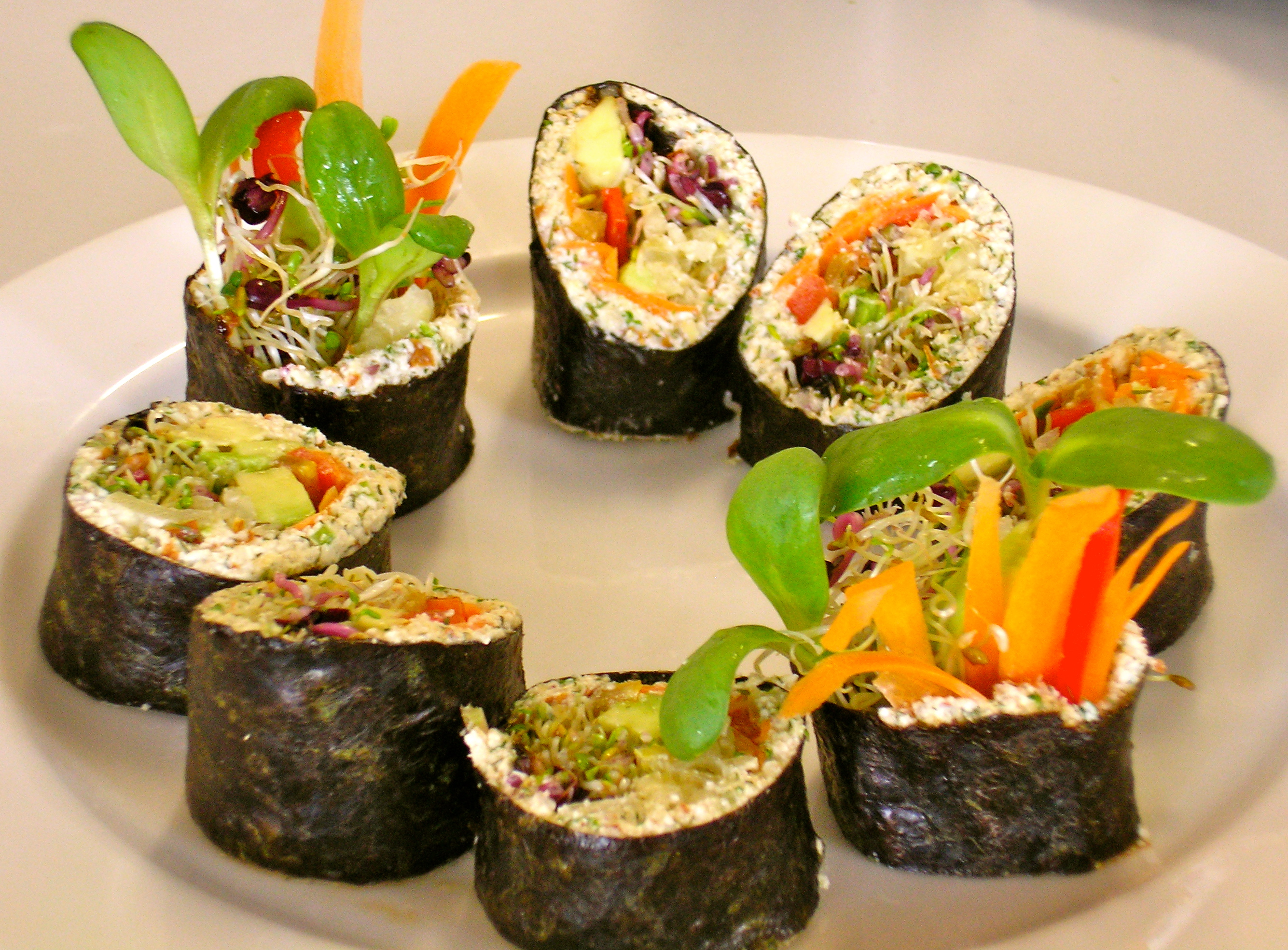 Raw Food Chef Training New Zealand