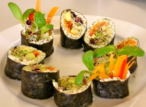 Raw Food Sushi