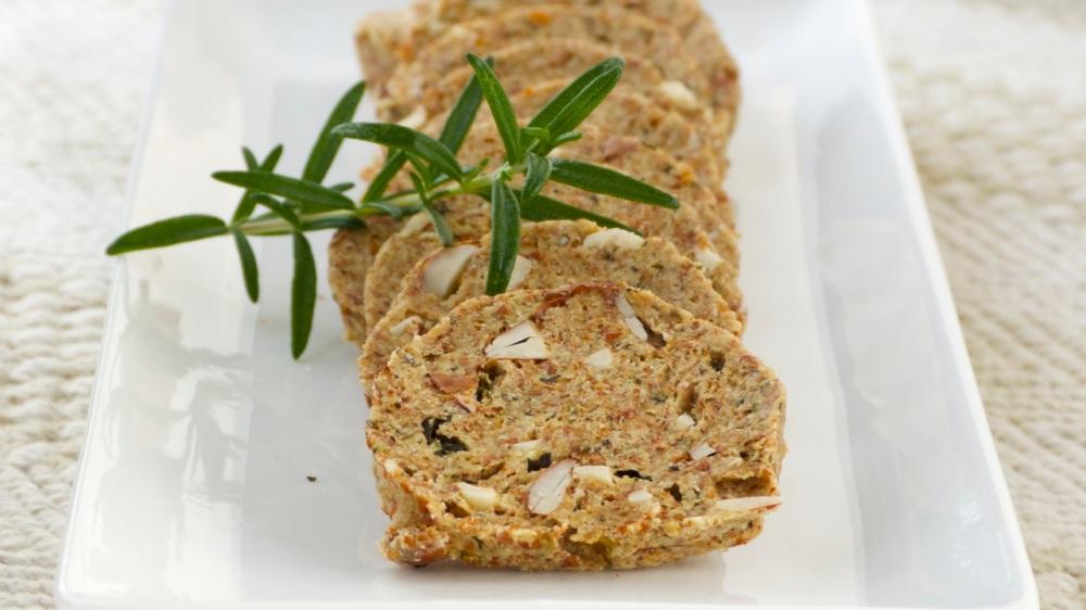 Almond Sauerkraut Bread