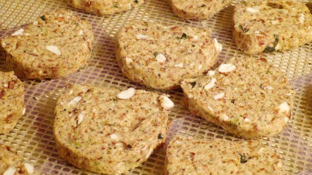 Almond Sauerkraut Bread – a convenient way to use almond pulp ...