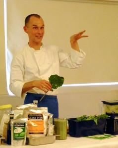 Teaching at Green Expo