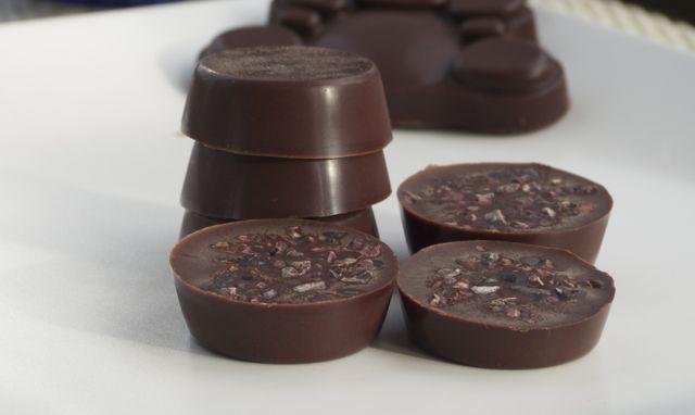 Raw Chocolate Bar Recipe - Finally! (4/5)