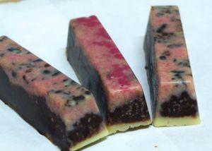 Yumberry and Cacao nib bars